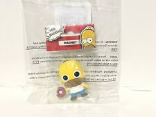 Homer Simpson Holding Donut Chibi Magnet Fox Disney The Simpsons New Sealed