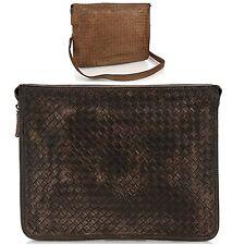 Man Cross Body Bag Man Shoulder Bag Man Business Bag Cow Leather Bag 5082 Gray