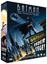 Batman The Animated Series: Gotham City Under Siege Board Game IDW01537