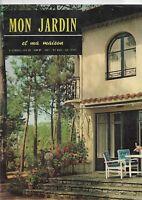 MON JARDIN ET MA MAISON N°37 Juin 1961