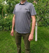 Prada Mens T-Shirt Cotton Grey size L