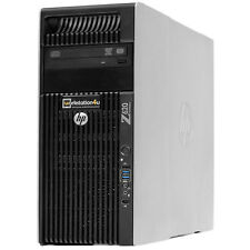 PC HP Z620 Workstation Xeon e5-2670 3,3GHz Octa-core + 32gb RAM+HDD 1000GB OL