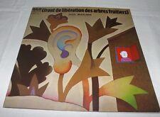 JULOS BEAUCARNE Front de liberation des arbres fruitiers LP RCA EX 1974 France