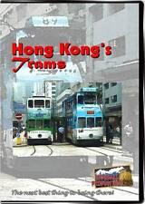Hong Kong's Trams DVD NEW Highball doubledecker China trolley streetcars