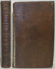 1743 POEMATIA BY VINCENT BOURNE ENGLISH POETRY & LATIN  TRANSLATIONS IN PARALLEL