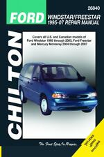 Ford Windstar and Freestar : 1995 Thru 2007 by Jeff Kibler and Jay Storer (2010,