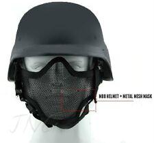 Cagoule Masque De Protection Armée Randonnée Bushcraft Chasse Survie Airsoft
