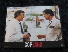 COPLAND lobby card #2 SYLVESTER STALLONE, ROBERT DE NIRO