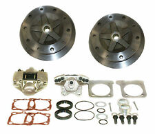 EMPI 22-2929 WIDE TRACK REAR DISC BRAKE KIT 5X205 NO E-BRAKE 1968-1979 VW BUGGY