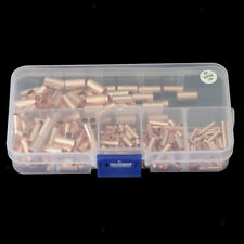 250PCS/Lot Butt Splice Connectors 7 Sizes Copper Tinned Splice Crimp Terminal