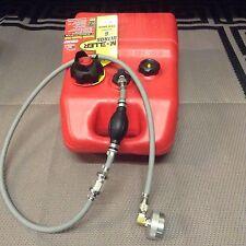 Cummins Onan P4500i Inverter Portable Generator 6 Gal Extended Run Fuel System