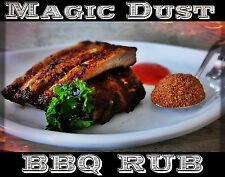 250g Magic Dust BBQ Rub Spareribs Spare Ribs Gewürz  Smoker Grill Barbecue Rips
