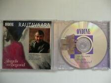 Rautavaara Angels and Beyond Ondine 608 CD