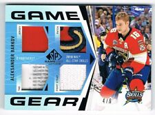 2018-19 SP Game-Used 2018 NHL All-Star Skills Game Gear Aleksander Barkov 4/6