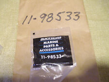 NEW OEM Mercury Marine Quicksilver 11-98533 Genuine OEM Housing Screw Nut