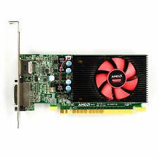New Pull Dell AMD Radeon R5-430 2GB DVI DP PCI-Express Video Card 1X3TV