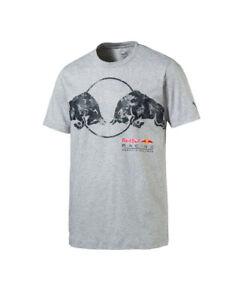 Red Bull Racing – Graphic Tee T-Shirt von Puma Grösse S Neu