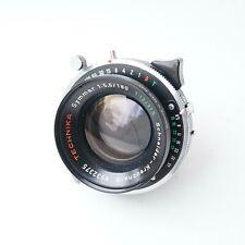 Schneider Linof Technika Symmar 180mm f/5.6 4x5 large format lens w/ Copal #1