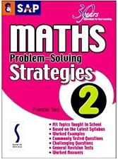 SAP Maths Problem-Solving Strategies Book 2 ( YEARS 2 & 3)