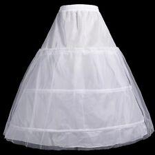3 cerceau 2 couche blanc jupon pour robe de marie - Jupon Mariage 3 Cerceaux