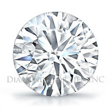 0.47 CT ROUND D VVS2 EGL USA CERTIFIED NATURAL LOOSE DIAMOND 5.15x5.11x2.94MM