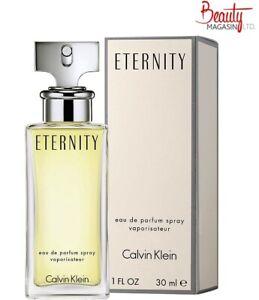 Calvin Klein Eternity For Women Eau De Parfum EDP 30ml Authentic Sealed For Her