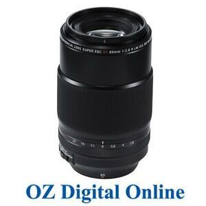 NEW Fujifilm Fujinon XF 80mm F2.8 R LM OIS WR Macro Lens 1 Year Aust Wty