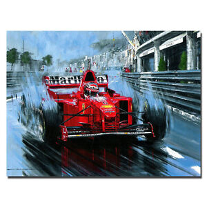 4 WALL POSTER MAX VERSTAPPEN Poster F1 RACING Poster 24 by 36 inch