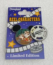 Disney Chip and Dale Rescue Rangers Reel Characters Le 1000 Pin