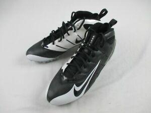 Nike Speed TD 3/4 - Black/White Cleats (Men's 12.5) - Used