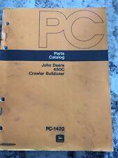 John Deere 450C Crawler Bulldozer Parts Catalog