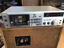 Technics Model No. Rs-M250 Single Cassette Tape Player Works Great!