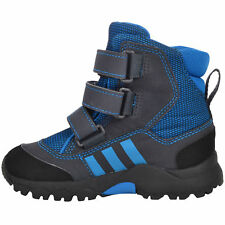 ADIDAS BB1401 3K KIDS INFANTS HOLTANNA TRAXION SNOW SHOES (CHRISTMAS GIFT)