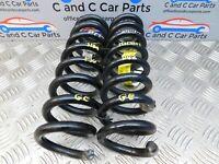 BMW 1 series E87 E81 hatchback M Sport rear suspension coil springs  D1  28//2