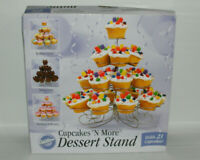 2006 Wilton Cupcakes 'N More Dessert Stand NEW IN BOX