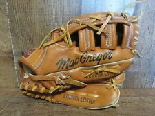 Vintage MacGregor Hand Crafted Willie Wilson 10inch Leather Baseball Glove Mg30