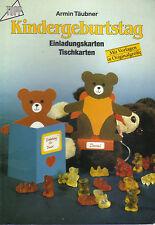 Topp 1320 Kindergeburtstag von Armin Täubner, Einladungskarten, Tischkarten