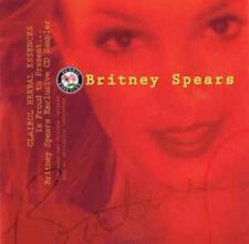 Clairol Herbal Essences Britney Spears Exclusive CD Sampler PROMO w/ Art MUSic