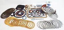 A518 A618 Transmission Complete Master Rebuild Kit 97-03 46Re 47Re w/ Blue Lube
