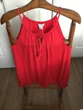 Tommy Bahama Ladies XL Red Top