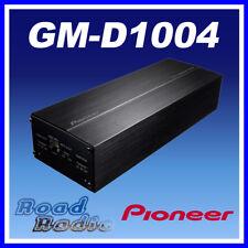 Pioneer Gm-D1004 4 Channel 400W Class-D Multi Channel Car Amplifier