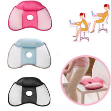 Memory Foam Seat Cushion Car Office Seat Support Back Sciatica Pain Relief