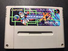 Rock Man X-2 (MEGA MAN) For SFC Super Famicom  Japanese *USA SELLER* Rockman