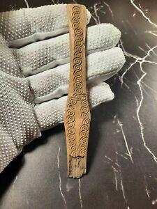 Bone Idol. The anthropomorphic idol - bone weapons. Ancient symbolism