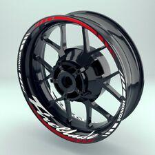 Felgenaufkleber Motorrad Felgenrandaufkleber  Wheelsticker  Honda Fireblade