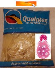 "Stuffing Balloons x 25 Qualatex 18"" Latex, High Qality, Nursery Balloons"