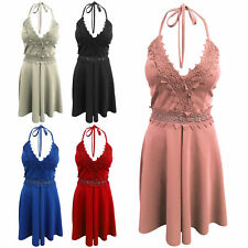 Petite Polyester Floral Knee Length Dresses for Women