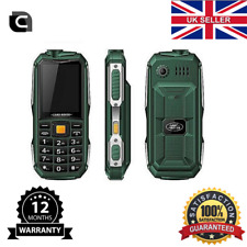 Genuine - Land Rover C9 Power Bank GSM Phone - Green Colour - *Fast Dispatch*