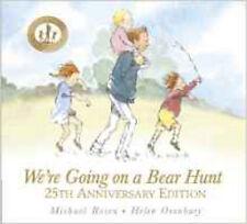 Vamos en un oso Hunt, Nuevo, Rosen, Michael Libro