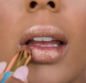 tarte™ color splash seaglass Lipstick Sunset Cruise~ Champagne Shimmer